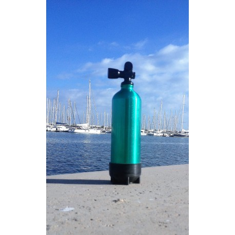 Botella Cantimplora Estanca Verde