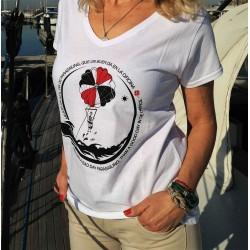 Camiseta Parasailing Mujer